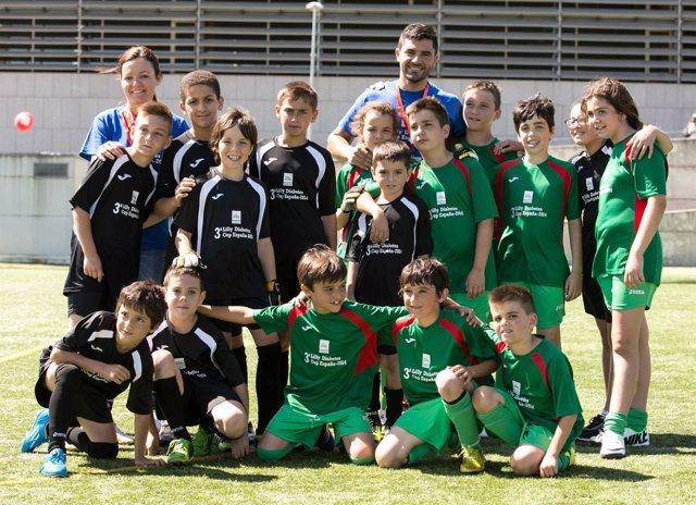Equipos finalistas de la Lilly Diabetes Cup