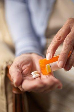 Botiquín, mayores, fármacos