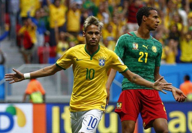 Neymar podría perderse algunos entrenamientos, pero jugará contra Colombia
