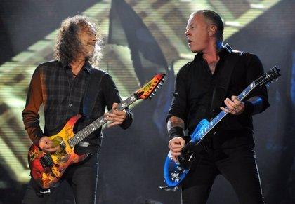 """Metallica: """"No vamos a tener la longevidad de los Rolling Stones"""""""