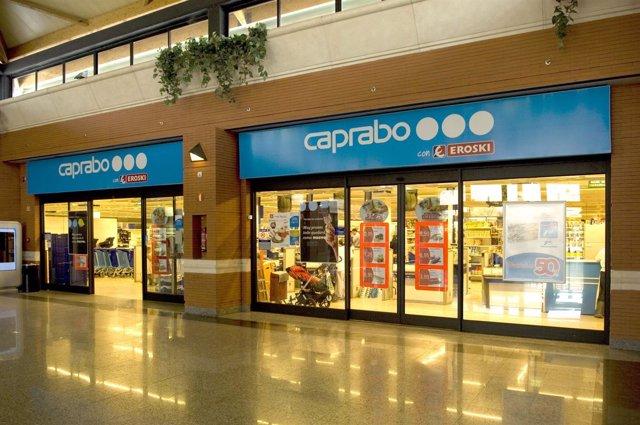 Supermercado Caprabo
