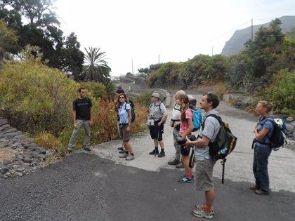 El Cabildo de Tenerife muestra a periodistas europeos la oferta de turismo activo en la isla