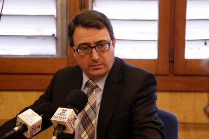 """El PNV ve """"contradictorio"""" que Rajoy abra una reflexión sobre los aforados cuando acaba de aforar a cuatro más"""