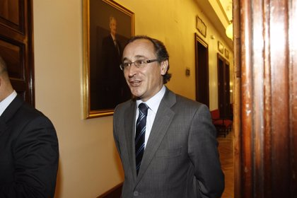 Alfonso Alonso (PP) espera que la reforma alcance el consenso de la Ley de 1985