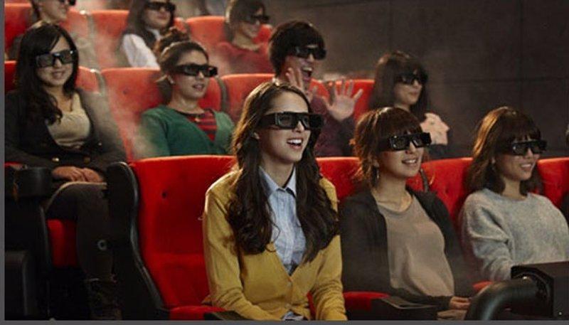 Transformers inaugura la primera sala en 4D en Los Ángeles, el cine que se siente