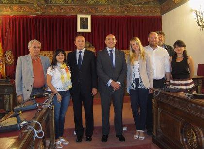 Diez empresarios turísticos de varios países visita Valladolid en la primera misión inversa de la Diputación y la Cámara