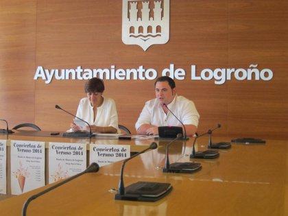 El ciclo de conciertos de verano de la Banda de Música de Logroño arrancará el jueves 3 de julio