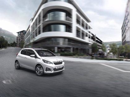 Peugeot lanzará en octubre el nuevo 108