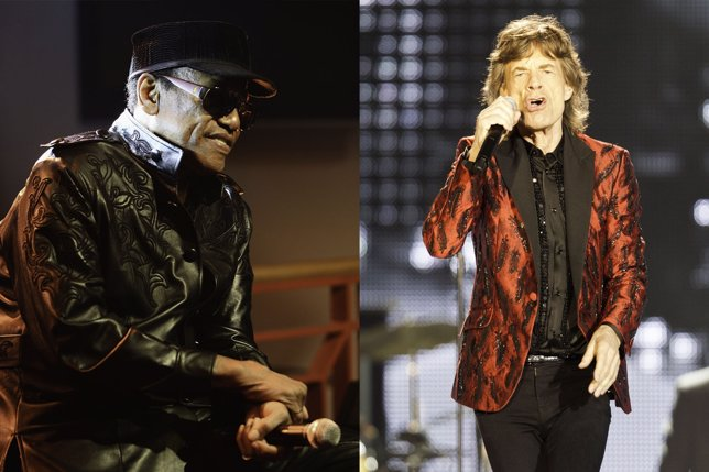 Los Rolling Stones homenajean a Bobby Womack