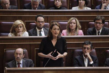 """El PSOE dice que las """"duras"""" penas impuestas a sindicalistas acercan a España a un """"Estado policial"""""""