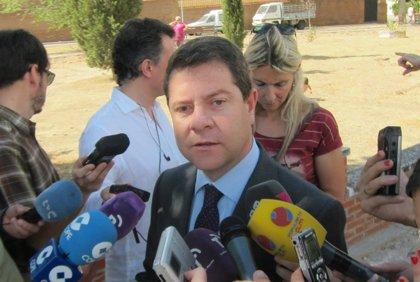 """Page pide a Cospedal que """"llame"""" al presidente de Telefónica para proteger a la plantilla de Atento en Toledo"""