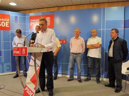 PSOE de Valladolid pide la comparecencia de Trillo en las Cortes para que explique sus incumplimientos con la provincia