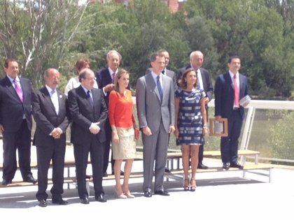 Felipe VI ve imprescindibles la innovación y el diseño