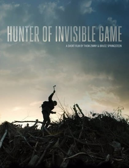 Bruce Springsteen debuta como director con Hunter of Invisible Game