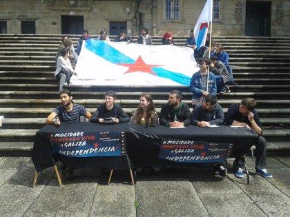 """Jóvenes independentistas y soberanistas se manifestarán el 24 de julio contra """"la grave crisis demográfica"""" de Galicia"""