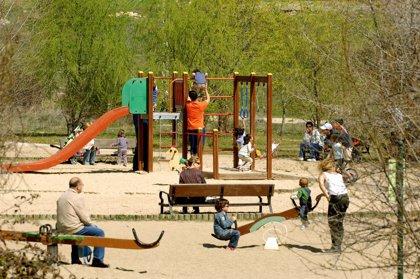S.S.Ayuntamiento organiza diversas actividades para los niños en los parques