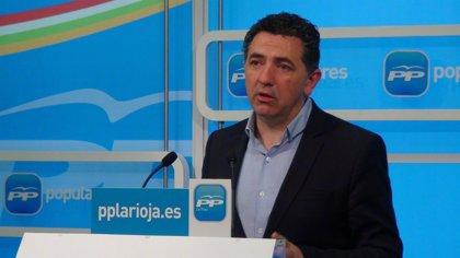 """PP cree que el PSOE """"no quiere recudir el número de diputados porque le preocupan más los políticos que los ciudadanos"""""""