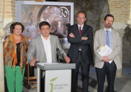 Jaén.- Cultura.- La Diputación presenta un sello y un matasellos conmemorativos de la restauración de los Baños Árabes