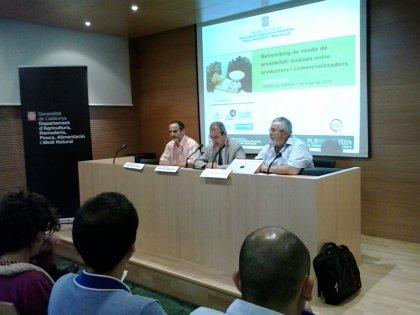 La Generalitat impulsa la venta de productos de proximidad del sector agroalimentario