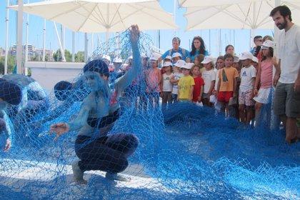 Baleares acoge una campaña de WWF para impulsar la pesca sostenible