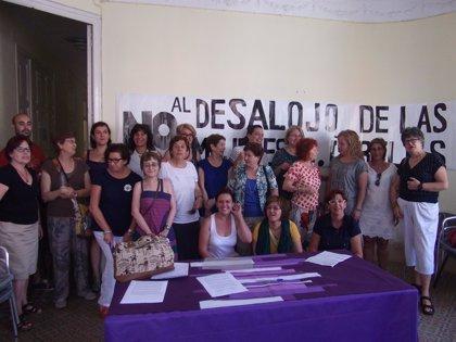 PSPV, Compromís y EUPV se compromete a devolver la sede a las Asociaciones de Mujeres de Martínez Cubells