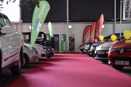 Las ventas de coches suben un 19,89% en C-LM