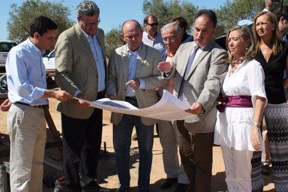 Ejecutadas el 50% de las obras de restauración del arroyo Riopudio
