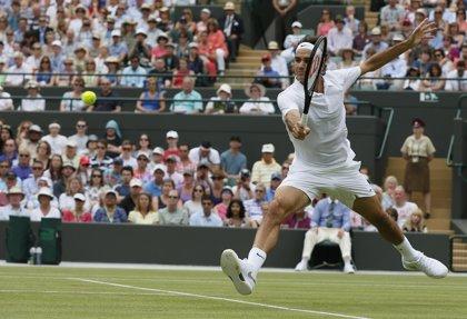 Federer fulmina a Robredo en octavos de final