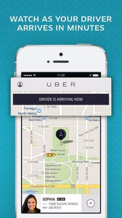 """Economía/Empresas.- Uber dice que aporta """"más alternativas"""" en un mercado que """"no ha sido revolucionario durante años"""""""