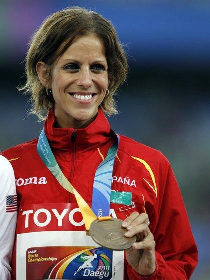 Natalia Rodríguez, campeona de Europa cinco años después