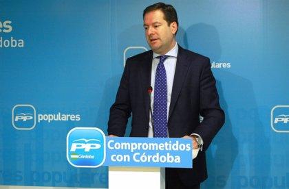 """El PP entiende que el PSOE """"tiene que dar explicaciones"""" tras la condena de Guisado y la acusación contra Ruz"""