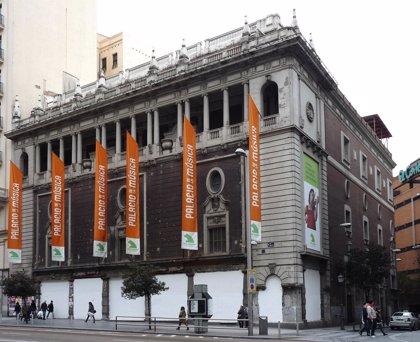 Bankia les dice a los que quieren que el Palacio de la Música mantenga su uso cultural que el edificio no es suyo