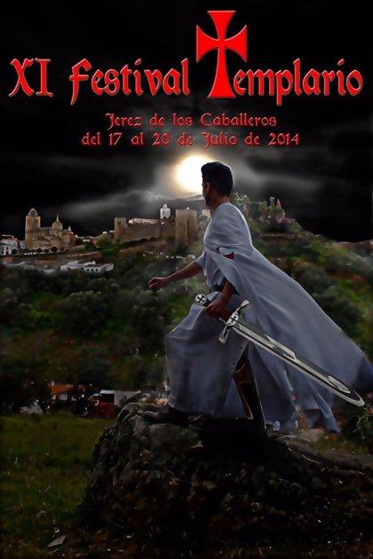 El Festival Templario de Jerez (Badajoz) incorpora como un estreno