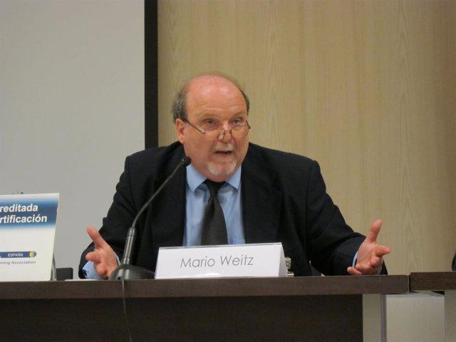 Mario Weitz, consultor del Banco Mundial y exconsejero delegado del FMI