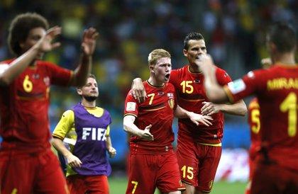 Crónica del Bélgica - Estados Unidos, 2-1