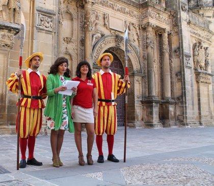 Jaén.- Cultura.- Úbeda y Baeza recuerdan desde este jueves sus once años como Ciudades Patrimonio con actos festivos