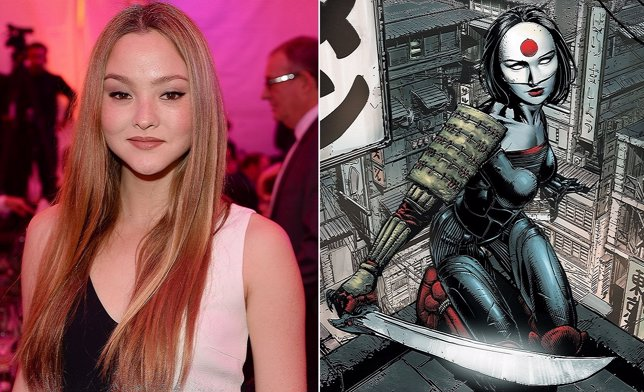 Devon Aoki ficha por Arrow