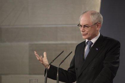 """Van Rompuy avisa de que UE está preparada para aprobar """"en cualquier momento"""" nuevas sanciones a Rusia"""