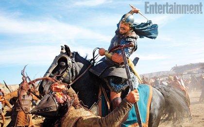 Nuevas imágenes de Christian Bale como Moisés en Exodus