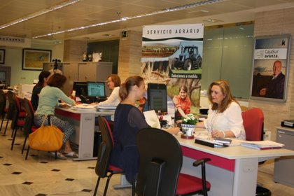 CajaSur consolida su liderazgo en Andalucía un año más en la tramitación de ayudas de la PAC