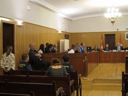 35,5 años para los cinco acusados de importar 'coca' de Sudamérica