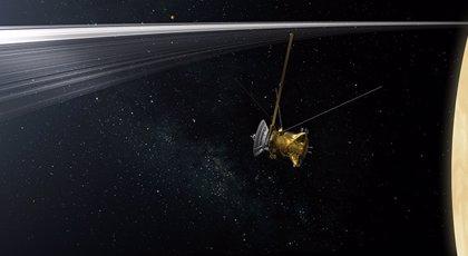 La 'Grand Finale' de Cassini