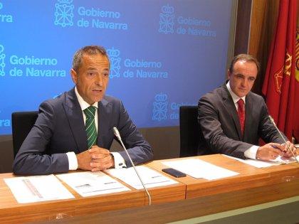"""El Gobierno de Navarra ve """"una mejoría considerable"""" en los datos del paro, aunque se muestra """"prudente"""""""