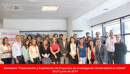El Centro de Desarrollo Universia celebra un seminario sobre la Financiación y Explotación de Proyectos de Investigación