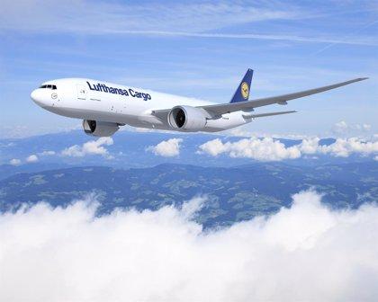 El tráfico aéreo de carga vuelve a mejorar con un aumento del 4,7% en mayo