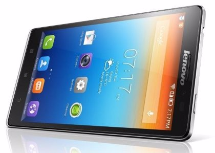 Lenovo planea lanzar 60 'smartphones' en 2014