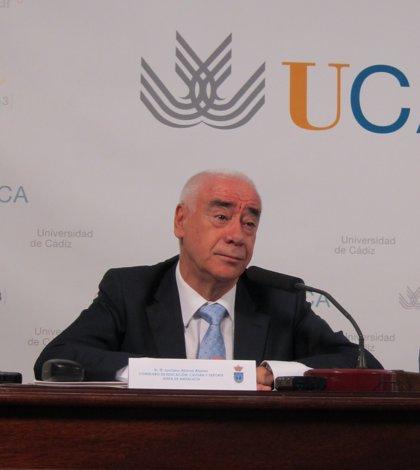 """Cádiz.-Sostenible.-La Junta asegura que la homologación de la formación del sector aeronáutico está """"en la recta final"""""""