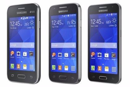 Samsung pone precio a los nuevos Galaxy Core II, Young 2 y Ace 4