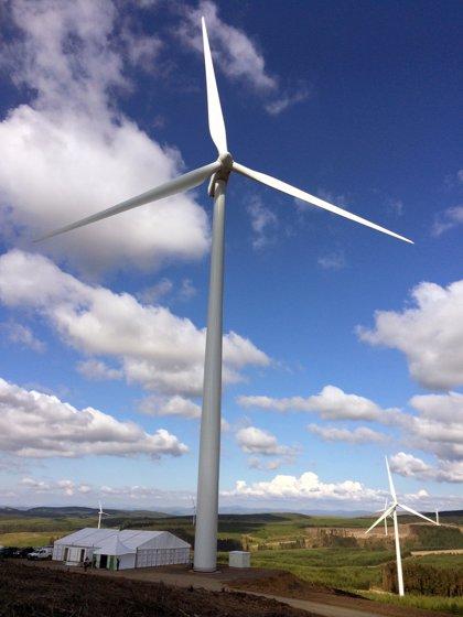 Economía/Empresas.- Iberdrola pone en marcha en Reino Unido el parque eólico de Harestan, con 202 millones de inversión