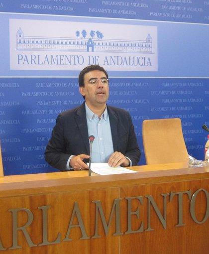 Jiménez (PSOE-A) reclama al Gobierno que pague a Andalucía lo que debe para que se pueda crear más empleo